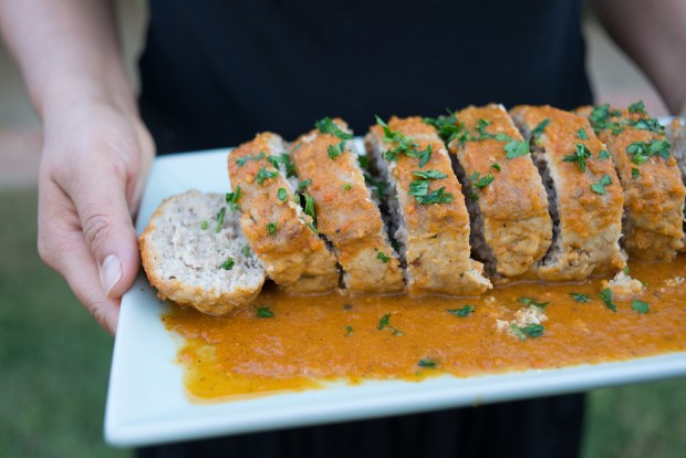 Salvadorian Meatloaf