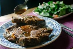 Rosemary & Balsamic Pork Chops