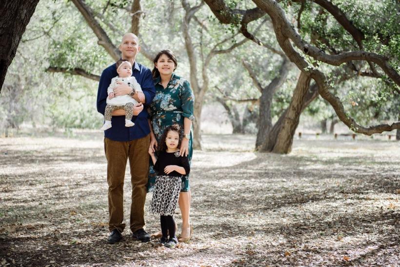Matt George and Family