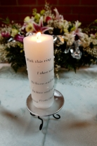 With This Ring Unity Candle - MattGeorge.me