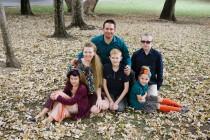 Autumn Family Portrait